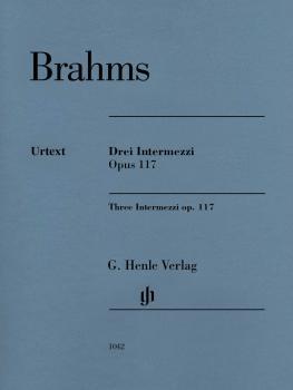 3 Intermezzi, Op. 117 (Revised Edition) (HL-51481042)