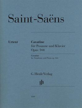 Cavatine, Op. 144 (Trombone and Piano) (HL-51481119)