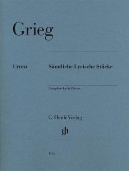 Complete Lyric Pieces (HL-51481136)