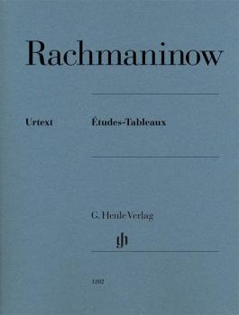 Études-Tableaux (Piano Solo) (HL-51481202)