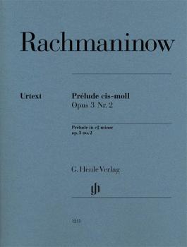 Prélude in C-sharp minor, Op. 3, No. 2 (Piano Solo) (HL-51481211)