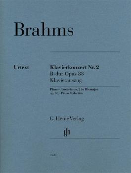 Piano Concerto No. 2 in B-flat Major, Op. 83 (2 Pianos, 4 Hands) (HL-51481231)