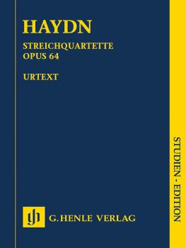 String Quartets Volume 8, Op. 64 (Second Tost Quartets) (Study Score) (HL-51489212)
