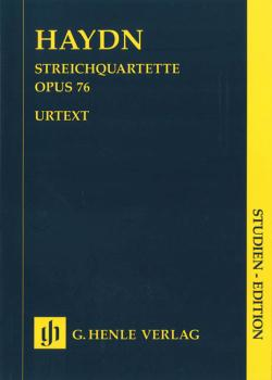 String Quartets - Volume X Op. 76 (Study Score) (HL-51489214)