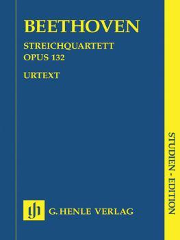 String Quartet A minor Op. 132 (Study Score) (HL-51489743)