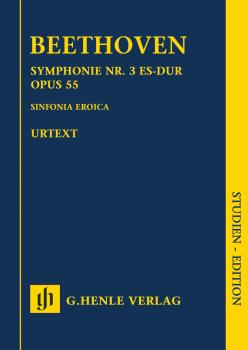 Symphony No. 3 in E-flat Major Op. 55 (Sinfonia Eroica) (Study Score) (HL-51489810)