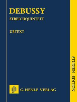 Claude Debussy - String Quartet (HL-51489999)