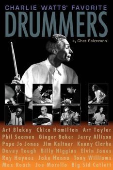Charlie Watts' Favorite Drummers (HL-00200804)