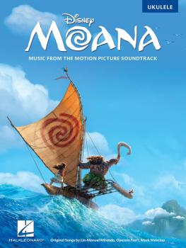 Moana: Music from the Motion Picture Soundtrack (HL-00222007)