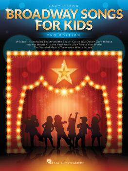 Broadway Songs for Kids - 2nd Edition (HL-00211845)