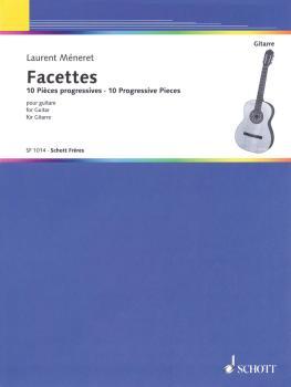 Facettes: 10 Progressive Pieces for Guitar (HL-49045294)