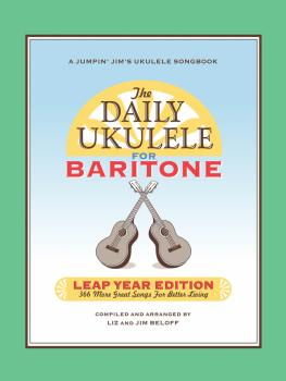 The Daily Ukulele: Leap Year Edition for Baritone Ukulele (HL-00212971)
