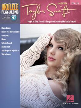 Taylor Swift - 2nd Edition: Ukulele Play-Along Volume 23 (HL-00221966)