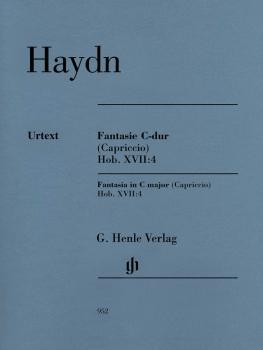 Fantasia in C Major (Capriccio) Hob. XVII:4 (Revised Edition) (HL-51480952)