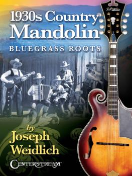 1930s Country Mandolin: Bluegrass Roots (HL-00234819)