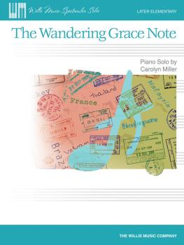 The Wandering Grace Note: Later Elementary Level (HL-00232518)