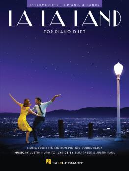 La La Land - Piano Duet (Intermediate Level / 1 Piano, 4 Hands) (HL-00233241)
