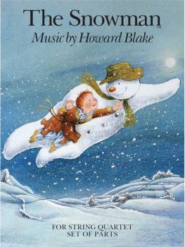 The Snowman (for String Quartet) (HL-14048199)