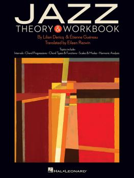 Jazz Theory & Workbook (HL-00159022)