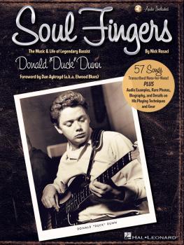 Soul Fingers: The Music & Life of Legendary Bassist Donald Duck Dunn (HL-00154326)
