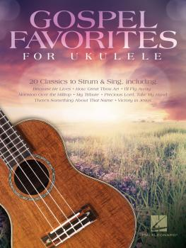 Gospel Favorites for Ukulele (HL-00217274)