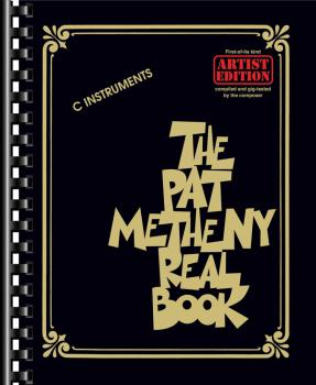 The Pat Metheny Real Book: Artist Edition C Instruments (HL-00120809)