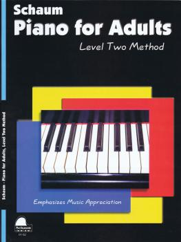 Piano for Adults: Level 2 Upper Elementary Level (HL-00645106)