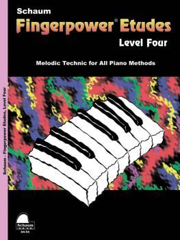 Fingerpower - Etudes Level 4 (HL-00645396)