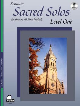 Sacred Solos (Level One) (HL-00645921)
