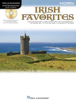 Irish Favorites (Horn) (HL-00842494)