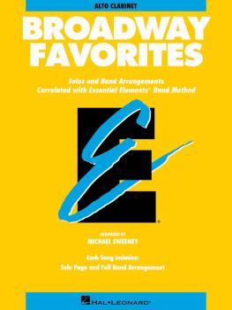 Essential Elements Broadway Favorites (Eb Alto Clarinet) (HL-00860039)