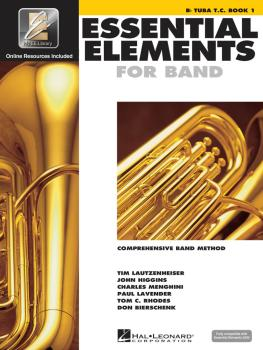 Essential Elements for Band - Book 1 with My EE Library (Bb Tuba T.C.) (HL-00862615)