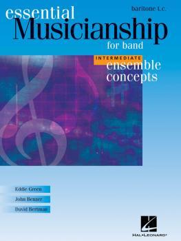 Essential Musicianship for Band - Ensemble Concepts: Intermediate Leve (HL-00960143)