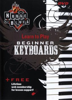House of Blues - Beginner Keyboards: House of Blues Learn to Play Seri (HL-14027234)