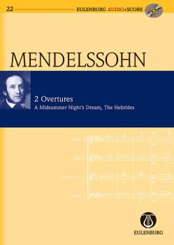 2 Overtures: Op. 21/Op. 36 A Midsummer Night's Dream/The Hebrides: Eul (HL-49044021)