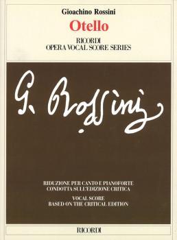 Otello: critical edition by Michael Collins (HL-50486889)