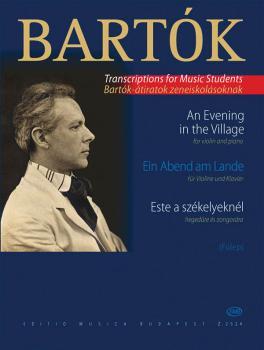 Evening in the Village (Violin & Piano) (HL-50510903)
