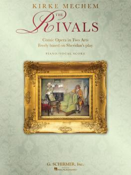 The Rivals - Vocal Score (HL-50600958)