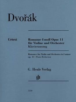 Romance in F Minor Op. 11 (Violin and Piano) (HL-51481350)