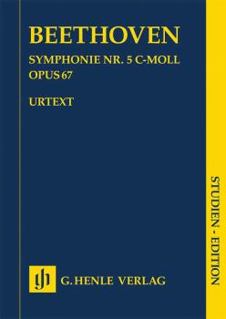 Symphony No. 5 in C minor, Op. 67 (HL-51489813)