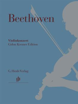 Violin Concerto in D Major, Op. 61 (Gidon Kremer Edition) (HL-51481148)