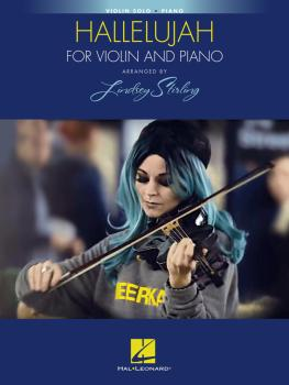 Hallelujah (Arranged by Lindsey Stirling for Violin and Piano) (HL-00250149)