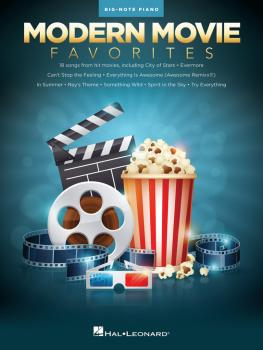 Modern Movie Favorites (HL-00241880)