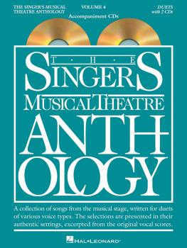 The Singer's Musical Theatre Anthology: Duets, Volume 4: Set of Accomp (HL-00259862)