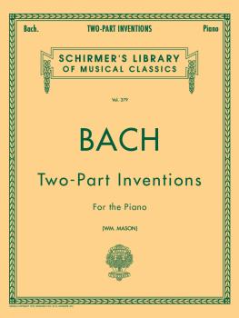15 Two-Part Inventions (Mason): Piano Solo, arr. Mason (HL-50254610)