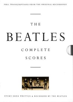The Beatles - Complete Scores (HL-00673228)