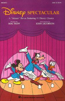 Disney Spectacular (Medley) (HL-08426512)