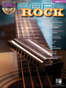 Pop Rock: Harmonica Play-Along Volume 1 (HL-00000478)