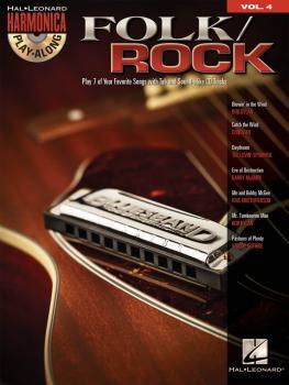 Folk/Rock: Harmonica Play-Along Volume 4 (HL-00000482)