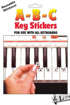 ABC Keyboard Stickers (HL-00001009)